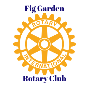 Fig Garden Rotary Club Logo